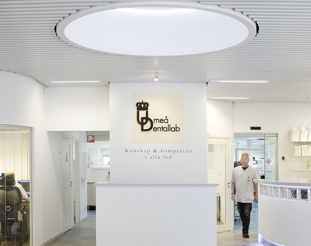 Umeå Dentallaboratorium.